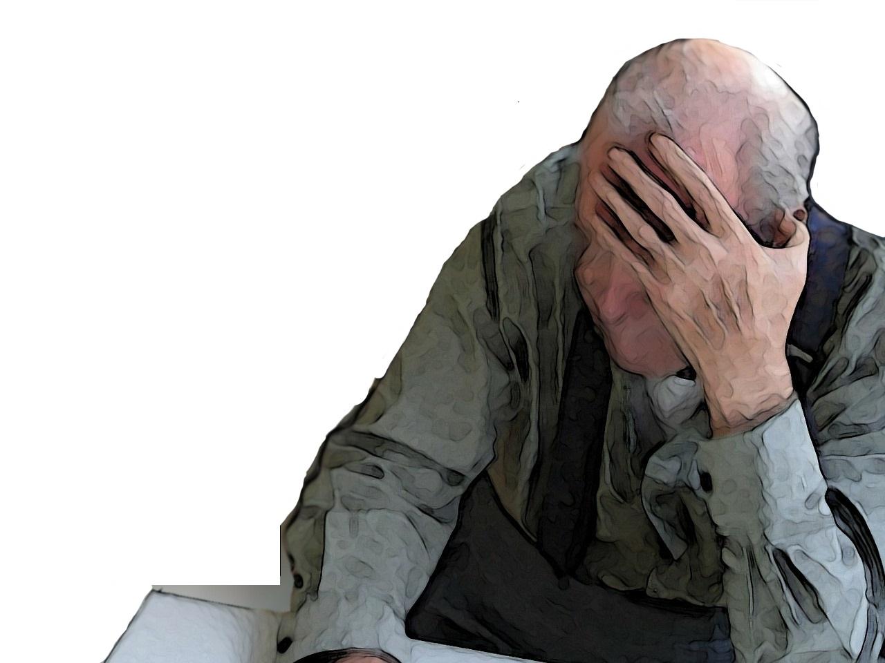 Overprikkeling in de ouderenzorg